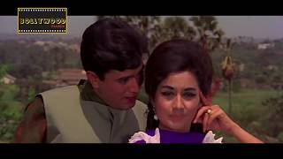 Gambar cover Gulabi Aankhein Jo Teri Dekhi. Rajesh Khanna Songs {HD}   The Train   Mohd Rafi