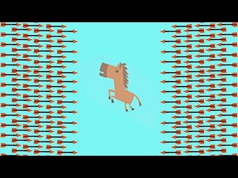 ЧТО ЭТО? САМЫЙ СЛОЖНЫЙ УРОВЕНЬ ЗА ВСЮ ИСТОРИЮ ЧЕЛОВЕЧЕСТВА В ULTIMATE CHICKEN HORSE