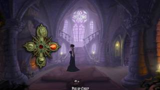 """A Vampyre Story"", full HD walkthrough, Part 2 - Entrance hall, Mona"
