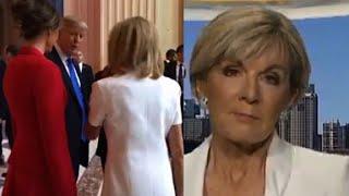 Australian FM slams Trump comment