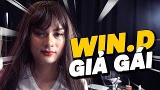 hậu trường make up thành nữ của win.d | life of win.d
