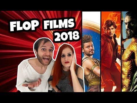 LES 10 PIRES FILMS DE 2018 (FLOP 10) 👎