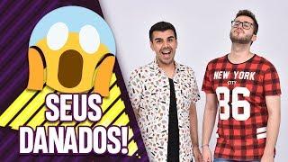 RESPONDENDO PERGUNTAS DOS INSCRITOS! | Virou Festa