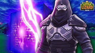 ENFORCER COMES FOR THE CUBE! *NEW SKIN* FORTNITE SHORT FILMS
