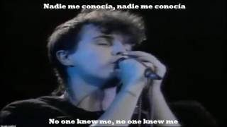 Tears For Fears -Mad World ( Subtitulado en español e ingles)
