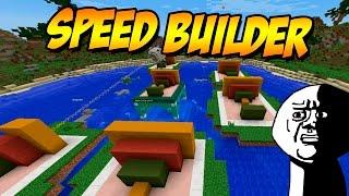 EL QUE CONSTRUYE MAS RÁPIDO GANA! - Speed Builder