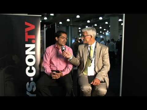 SYS-CON.tv @ 10th Cloud Expo   Reza Malekzadeh, Vice President of Marketing & Sales at Nimbula