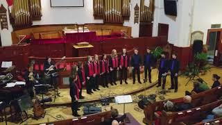 Halifax Jazz Voices- Tenderly