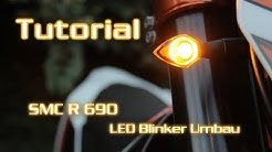 LED Blinker Einbau + Relais | SMC R 690 | Tutorial | Part 2