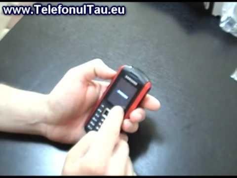 Samsung B2100 review ( in romana )