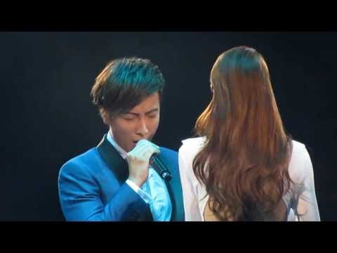 好心好報 - Alex Fong & Stephy Tang @ Mark Lui Thank you concert