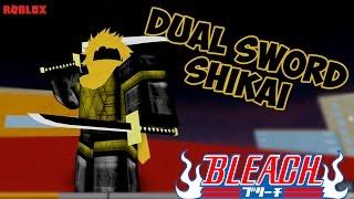 Double Épée - Lance Shikai - France Bleach Evolved Online (fr) ROBLOX - France iBeMaine (en)
