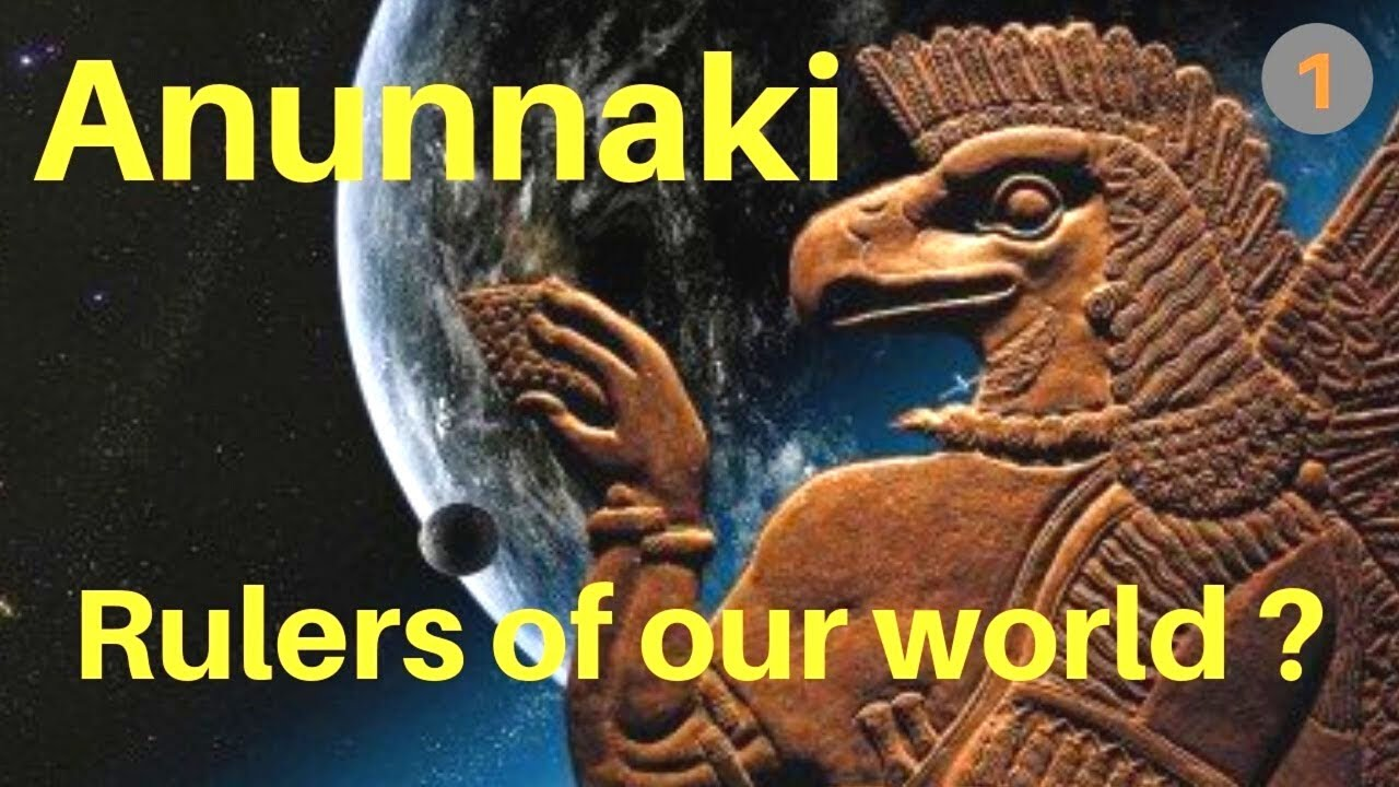 ?  Anunnaki - Are they the extraterrestrial rulers of our world?