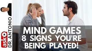 8 Signs A Guy Is Playing Mind Games And How To Stop Them