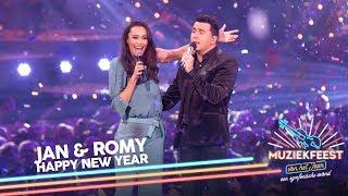 Jan Smit & Romy Monteiro - Happy new year | Muziekfeest van het Jaar 2018