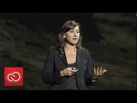 Lynsey Addario Live at Adobe MAX 2016 | Adobe Creative Cloud