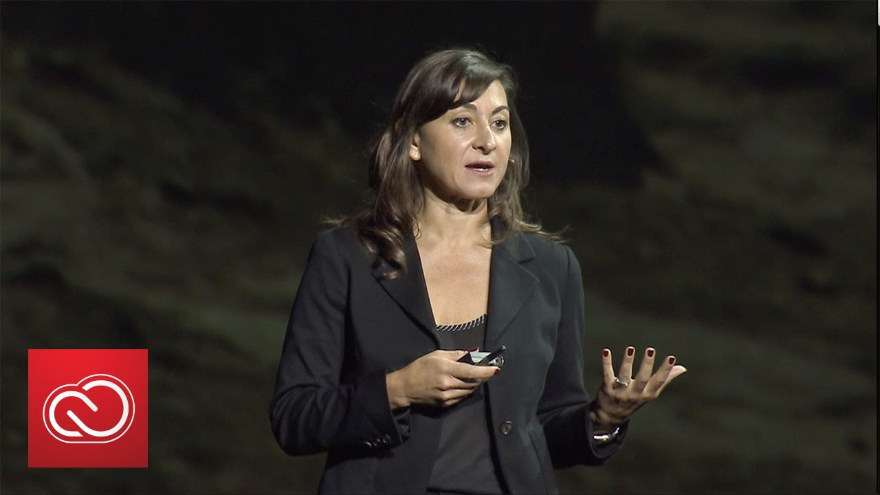 Lynsey Addario Live at Adobe MAX 2016 | Adobe Creative Cloud