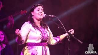 GWMF2015 - Khamsa - Convivencia - Abir El Abed