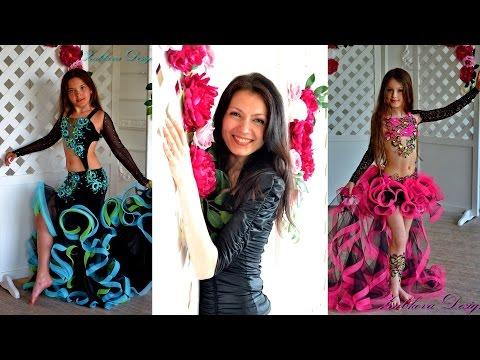 Фотосессия май 2017 - Костюмы для восточных танцев детские и юниор