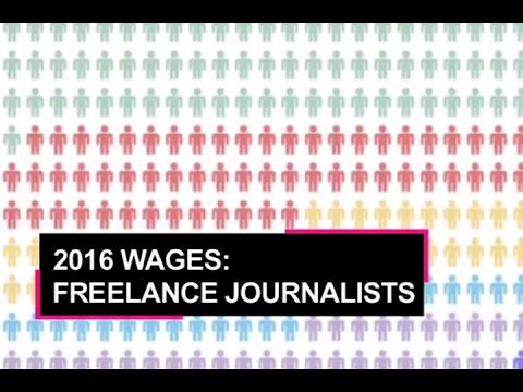 Survey: How much do freelance journalists earn?
