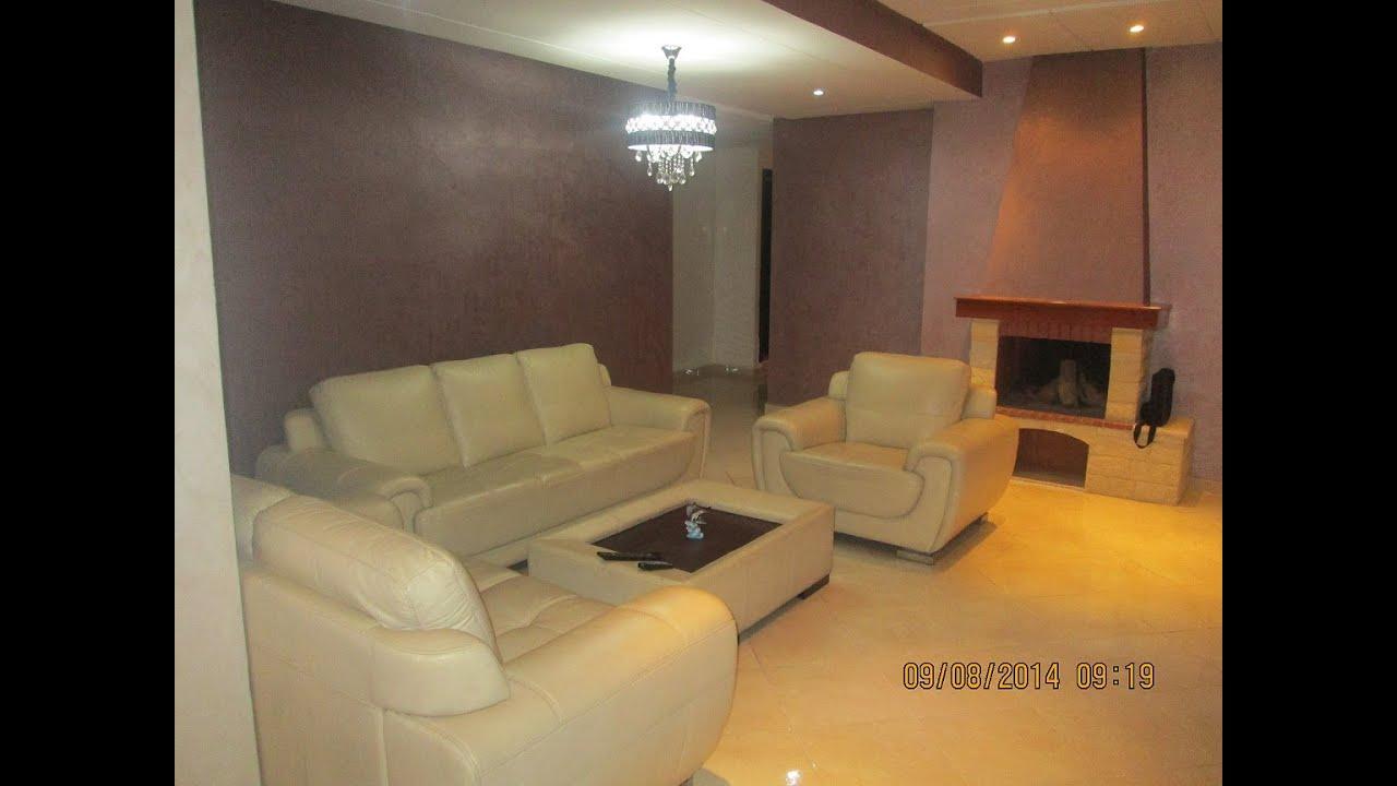 appartement meubl a vendre au center ville kenitra youtube. Black Bedroom Furniture Sets. Home Design Ideas