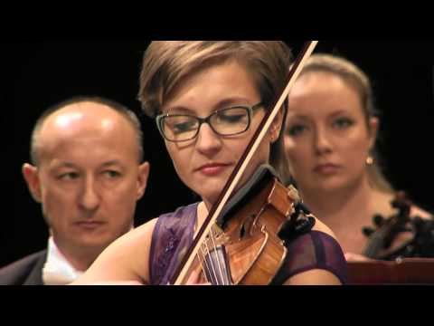 Jacek Kaspszyk conducts Haydn's Sinfonia Concertante in B-flat major Hob. I/105