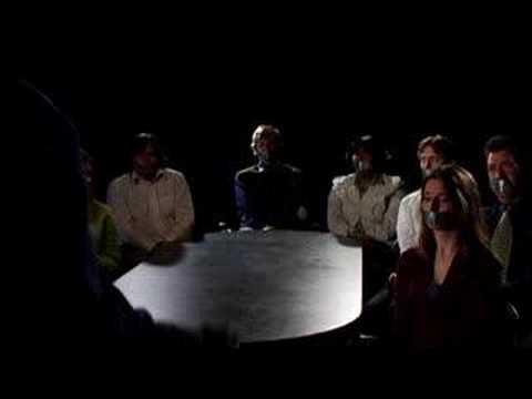 """The Joker in """"Jury Duty"""""""