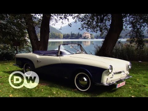 The Rometsch Lawrence: A vintage rarity | DW English