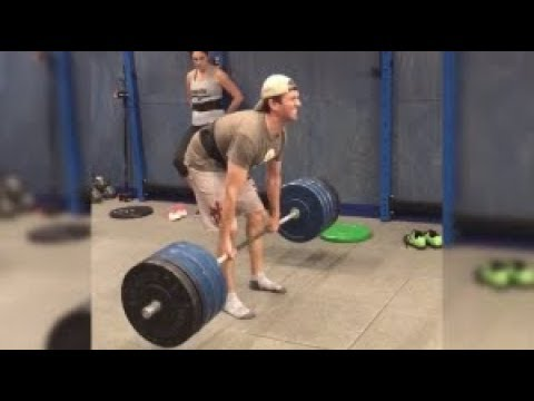 Donald Trump Jr Deadlifting Bad Form Learning Proper Form Youtube