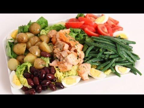 Nicoise Salad Recipe - Laura Vitale - Laura in the Kitchen Episode 585