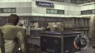 THE BOURNE CONSPIRACY (PS3) GAMEPLAY