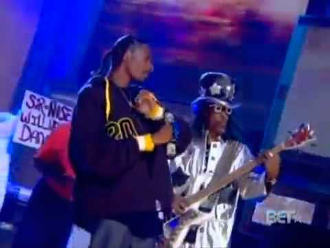 Snoop Dogg, George Clinton & Bootsy Collins Live @ Shrine Auditorium, Los Angeles, CA, 10-26-2005