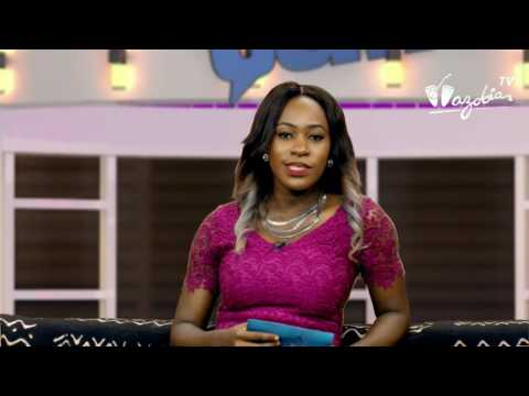 TALK TALK - Interview with Micheal Meme from the Voice Nigeria | Wazobia TV