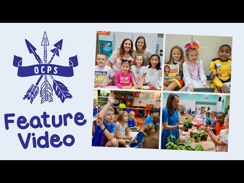 Oconee County Primary School Feature