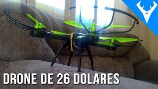 review drone com cmera filmando duas quedas