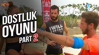 Ödül Oyunu 2. Part   30. Bölüm   Survivor Türkiye - Yunanistan
