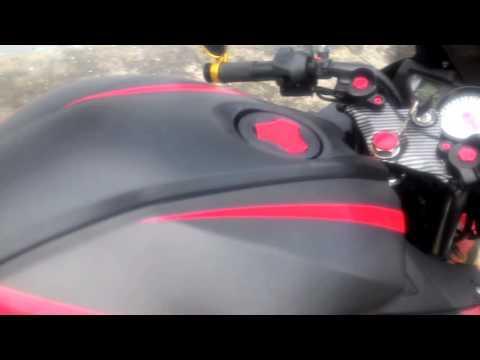 Visitor Phoenix R175 Black And Red - Lâm Nam Hoàng
