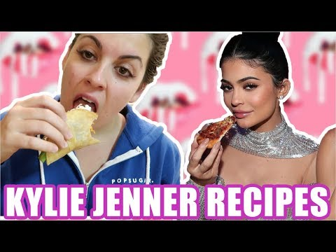 Thumbnail: I Ate Only Kylie Jenner's Recipes For 48 Hours