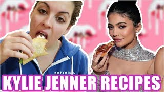 One of Candace Lowry's most viewed videos: I Ate Only Kylie Jenner's Recipes For 48 Hours