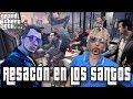 ESPECIAL RESACÓN EN LOS SANTOS GTA V ONLINE | TheCorvusClan