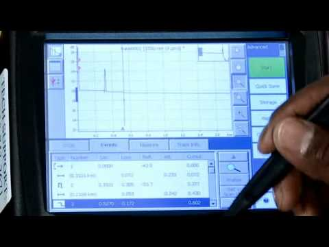How To Read An OTDR Trace - From Corning Cable Systems