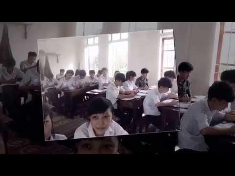 A3 khóa 2012 -2015 Trường THPT Mai Thúc Loan
