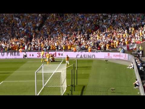 Cambridge United F.C - Ryan Donaldson Goal vs Gateshead (Raw)
