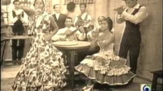Carmen Amaya y su troupe por Bulerias - 1961