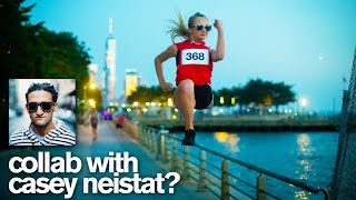 Epic Collab Attempt with Casey Neistat (Maesi Caes)