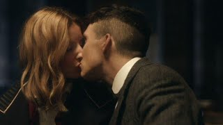 Tommy & Grace | First kiss | S1E4 | Peaky Blinders