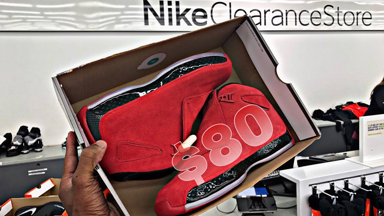 8448dd9d1444 Best Nike Outlet to visit in Orlando ! ! - YouTube