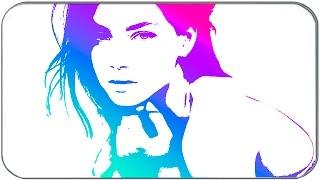 🔴  Простые и легкие эффекты в фотошопе! Урок Фотошопа