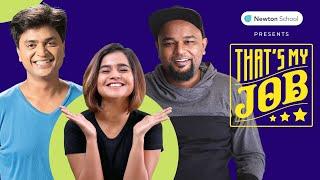 🔴 That's My Job! with @Vipul Goyal and @Nishant Tanwar   Season 2 - Episode 6