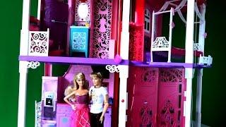 Видео с Барби, Барби и подарок Кена, Дом мечты для Барби игрушки для детей A dream house for Barbie(Видео с Барби, Барби и подарок Кена, Дом мечты для Барби игрушки для детей A dream house for Barbie., 2015-07-12T15:48:26.000Z)